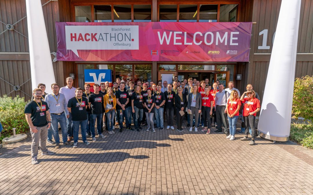 BlackForest Hackathon 2018 – Blockchain