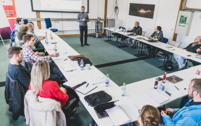 Black Forest Accelerator 2019 – And we're off